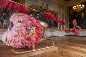 King Pin: Joana Vasconcelos Versailles