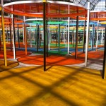 Colour My World: Daniel Buren 'Monumenta'